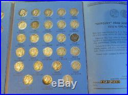 1916 1945 Nearly Complete Mercury Dime Set 76 Silver Coins Missing 1916d