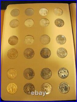 1932-1998 Washington Quarters Complete Set UNC/CLAD PROOFS/SILVER PROOFS
