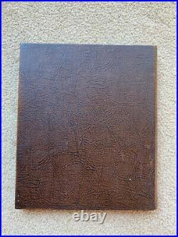 1938-1971 Complete Jefferson Nickel Set Brilliant Uncirculated (BU) in Dansco