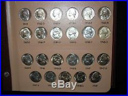 1938 2011 Complete Jefferson Nickel Set / Collection UNC and PROOF
