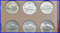 1938-2017 Jefferson Nickels Mint Sets & Proof Only Issues Complete 209 Coin Set