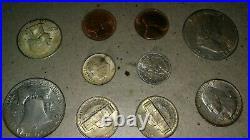 1948 US Mint Set Rare Complete Uncirculated Double Mint Set +OUTER MAILER