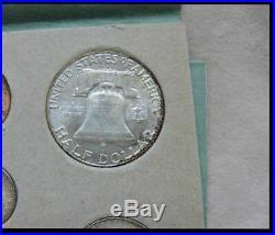 1949 Rare Complete Double Mint Set- Fbl Halves