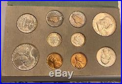 1952 PDS Double Mint Set Complete With 30 Coins In Original Boards No Envelopes