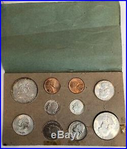 1954 Complete, Original, 30- Coin, Double Mint Set- See Other Coins