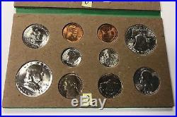 1954 Us Mint Double Mint Set P D S Complete Set Of 30 Uncirculated Coins