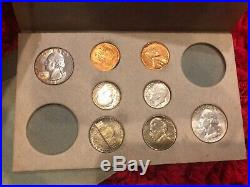 1955-PDS United States Mint Uncirculated Double Mint Set Complete
