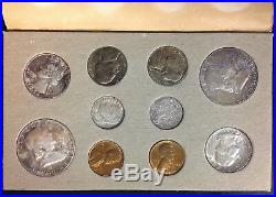 1956 U. S. Mint (18) Coin Set Complete with Original Packaging