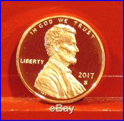 1959 P- 2018 S Lincoln Cent Proof & SMS Complete Set 63 Coins