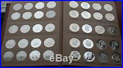 1964 2006 P D S Kennedy Half Dollar Ms Proof Silver Complete Coin Set # MM 5