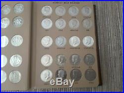 1964-2011 Complete Kennedy Half Dollar Collection BU & Silver 158 Pc Set