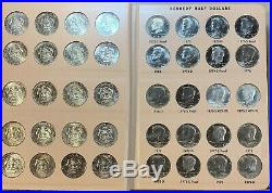 1964 2011 P, D, S, Complete 158 Coin Kennedy Half Set With Silver Proofs