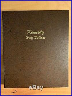 1964 2017 Kennedy Half Dollar Full Set- Complete- Majority Uncirculated- BU