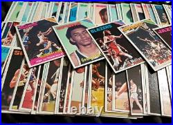 1975-76 Topps Basketball 2/3 Complete Set (225) Ex-Near Mint+ Uncirculated PSA