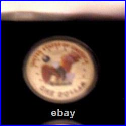 1979-1999 PDS with Proofs Susan B Anthony COMPLETE 16 COIN SET with Display Box/COA