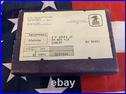 1983 Proof Set Sealed / Unopened Box of 5 Complete as Shipped by US Mint