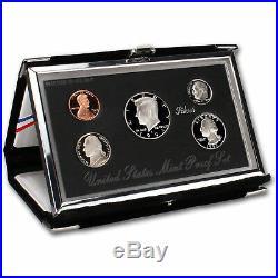 1992 1998 Premier US Mint Silver Proof set (OGP) 7 pc Complete set
