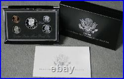 1992 thru 1998 Government Issued Premier Proof Set Complete Run of 7
