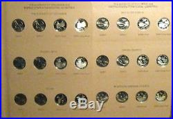1999 2008 +2009 State Quarter Complete Set P/D/S & SILVER PROOF PDSS 224 Coins