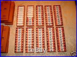 1999 2008 Delaware Hawaii State Wrapped Quarter Rolls L@@k Complete Set