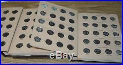 1999-2008 Statehood Quarter Complete Set in Dansco Albums 200 Coins SILVER + PF