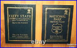 1999 2021 State & National Park 224 Quarter BU PD COMPLETE withWhitman Folders
