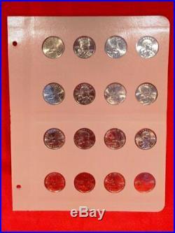 2000-2019 Complete Set 40 Sacagawea $1 P&d Bu Mint Coins In A Dansc0 Album