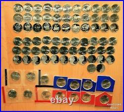 2000 2020 COMPLETE PD & S Jefferson BU, Proof & Special Release 85 Nickel Set
