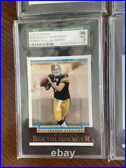 2004 Bowman Football Uncirculated White 275 Card Complete Set #24/165. Rookies