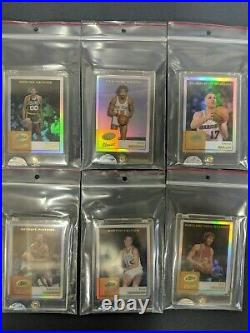 2005 eTopps Classics Basketball Complete Set In-Hand Uncirculated