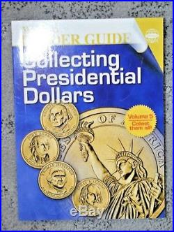 2007-2016 Unc Complete Set Presidential Dollars withBeautiful Wood Display Box