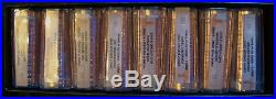 2009 P&D Lincoln 8 Roll Penny Sealed complete set ANACS MS65 Red or Better