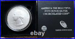 2010-2021ATB 5 Oz Silver Uncirculated 56 Coin Complete Set 999 Silver, Ungraded