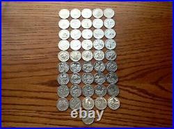 2012 2021 S Mint National Park ATB Quarter 46 Coin COMPLETE Uncirculated Set