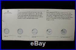 2012 Canada. RCM Farewell to the Penny Set. Complete Box, COA & Cardboard