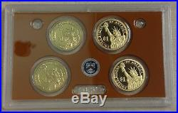 2012 US MINT SILVER PROOF SET Complete with Original Box and COA