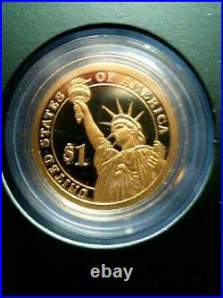 2013 Theodore Roosevelt Coin And Chronicles Set 9 Complete Sets Available