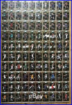 2017-18 Absolute Uncirculated Complete Set 100 Cards Tatum, Lebron, Curry, more