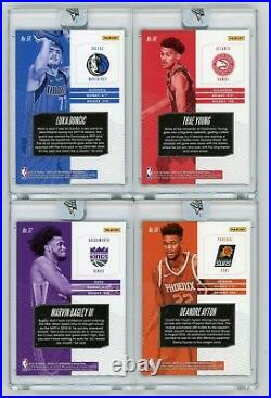 2018-19 Panini Absolute Uncirculated COMPLETE SET 1-100 Luka Doncic RC Trae RC