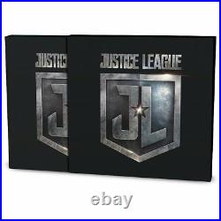 2018 Silver Justice League Coin Note Complete Set