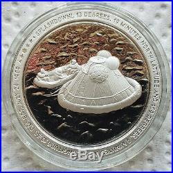 2019 Apollo 11 50th Anniversary Complete 8 Coin Set 1 oz Silver Proof Like each