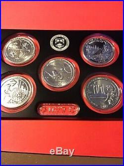 2019-w Atb Unc Complete 5 W Coin Set Low. Amp. Guam. San, Ant. Rivers Item # 1