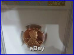 2019-w Complete Three Coins West Point Lincoln Cent Set Ngc Ms70, Pf70, Rp70