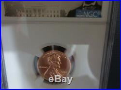 2019-w Complete Three Coins West Point Lincoln Cent Set Ngc Ms70rd, Pf70, Rp70