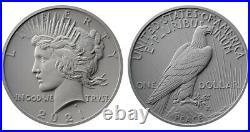 2021 Morgan Dollar Complete Set CC, O, S, D, P & Peace Dollar. Preorder Confirmed