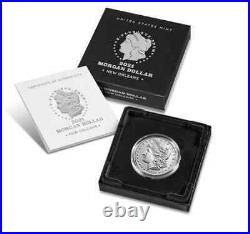 2021 Morgan and Peace Dollar Complete Set P D S CC O & Peace CONFIRMED PRE-SALE