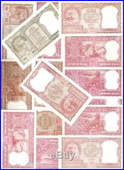 2 Rupees India Complete Signature Set (B-1 TO B-36) @ Uncirculated Condition