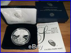 34 Piece 1986-2019 American Silver Eagle Proof Complete Set + 2009 Uncirculated