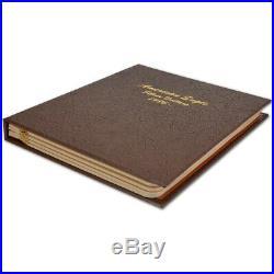 35-pc. 1986 2020 American Silver Eagle Complete Set Gem BU in Dansco Album
