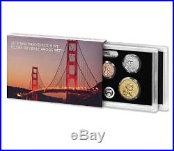 44 Set Case 2018 Silver Reverse Proof Set Complete & Unopened 10 Coin Set